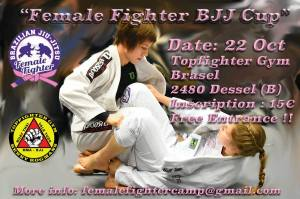 female fighter bjj cup