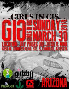 girls-in-gis-march-arizona