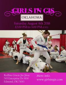 girls in gis oklahoma august 2016