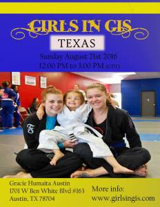 girls in gis texas august 2016