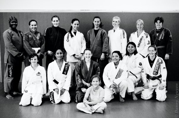 Girls in Gis 2009