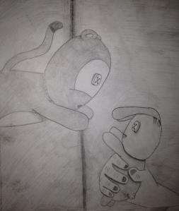 Maddie's art