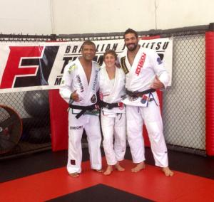 Black Belt Corner with Michelle Wagner