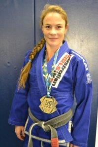 Black Belt Corner with Sophia Drysdale
