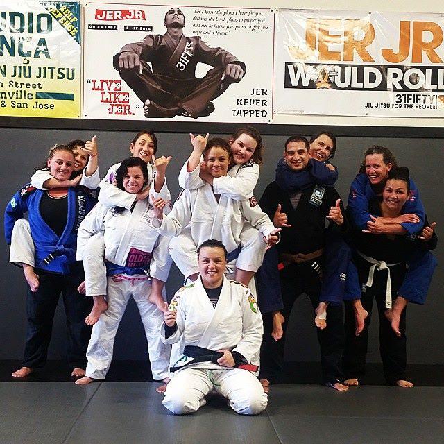 girls' jiu-jitsu | BJJ For Women