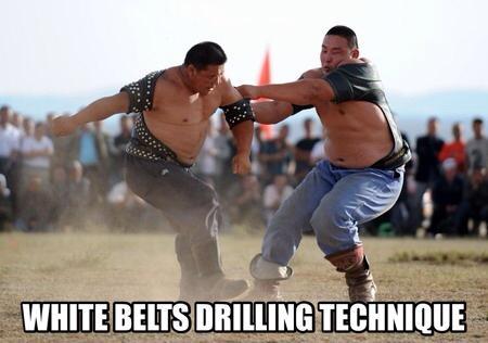 whitebeltsdrilling