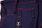 Fenom Womens Navy Blue Pearl Weave Gi2