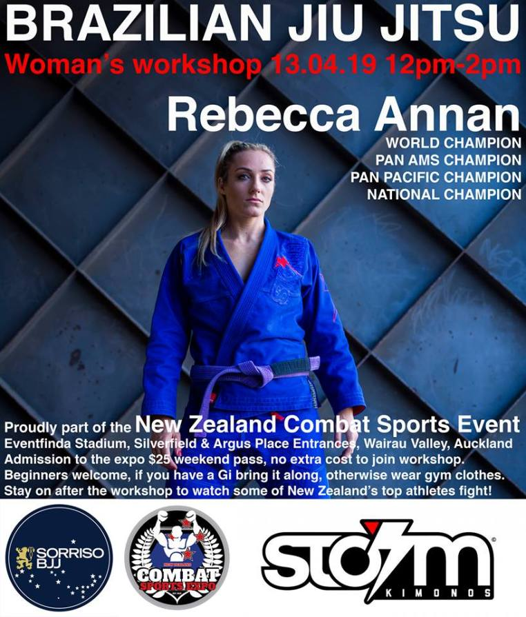 rebecca | BJJ For Women